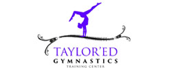 Taylored Gymnastics Logo